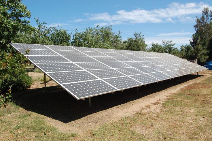 Solar Panels Sonnenenergie, Sonnenkraft