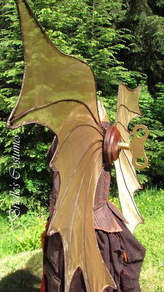SteamPunk Fairy Costume - Brielle's Costume Wardrobe