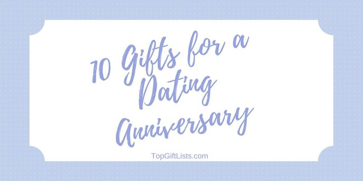 1 month dating anniversary gifts for her