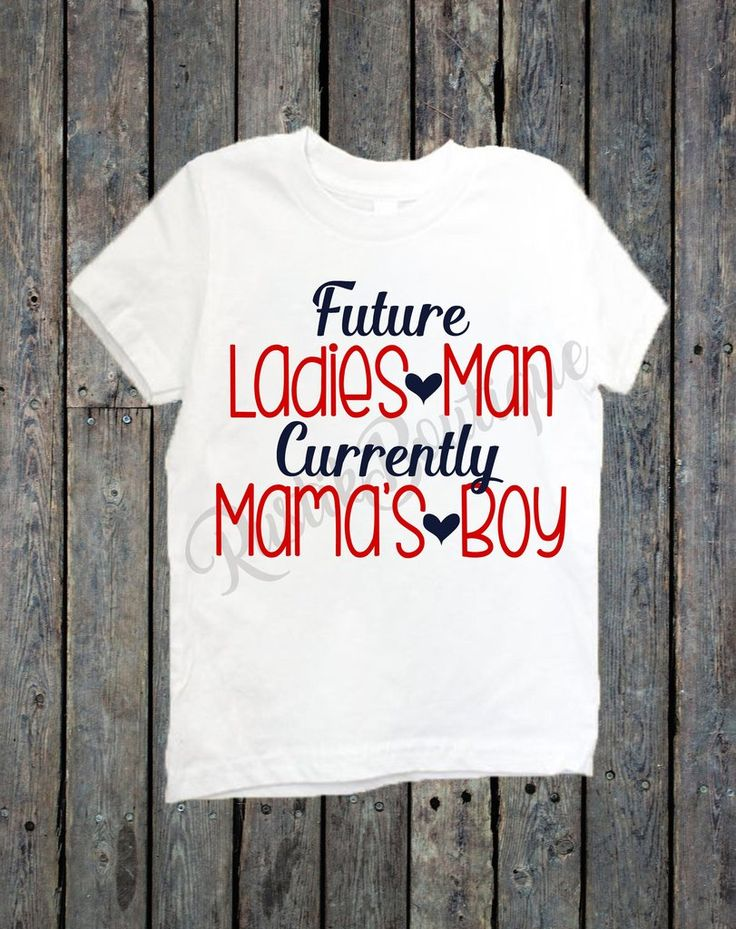 This is the perfect shirt for your little man this Valentine's Day! Shirts are WHITE and come in SHORT SLEEVE ONLY! Vinyl Colors Used: Navy, Red