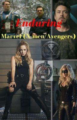 Enduring (Marvel X-men/Avengers - Tony Stark) - 41