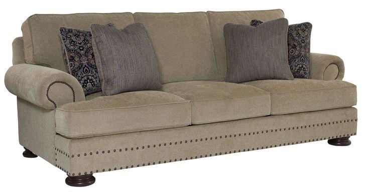 Bernhardt Upholstery Foster Fabric 2 Piece Living Room Set Living Room Sofa Bernhardt Furniture Sofa