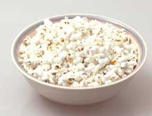 """The oldest popcorn ever found was discovered in """"Bat Cave"""" in Central New Mexico. It is thought to be 5,600 years old."""