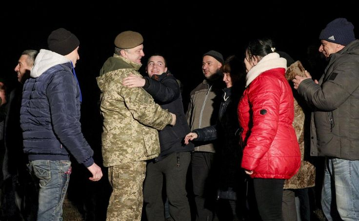 Ukraine and pro-Russian rebels swap prisoners before New Year https://www.biphoo.com/bipnews/world-news/ukraine-pro-russian-rebels-swap-prisoners-new-year.html Latest News Headlines, Todays News Headlines, Top News Headlines, Ukraine and pro-Russian rebels swap prisoners before New Year https://www.biphoo.com/bipnews/wp-content/uploads/2017/12/Ukraine-and-pro-Russian-rebels-swap-prisoners-before-New-Year.jpg