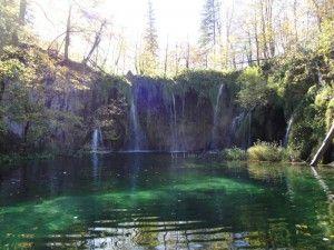 Kroatien Nationalpark Plicvicer Seen