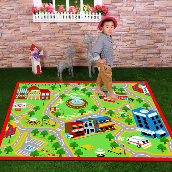 Kids Rugs Children School Clroom Educational Carpet S Play Mat