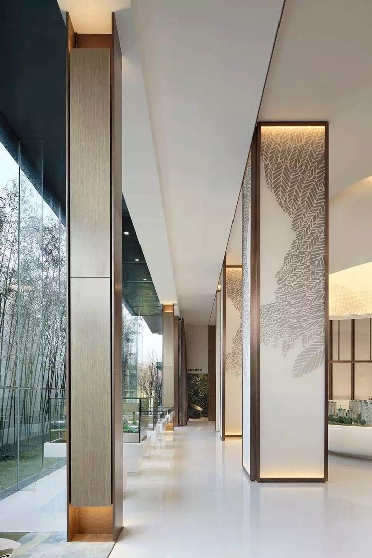 Lobby Interior Interior Office Interior Architecture Lobby