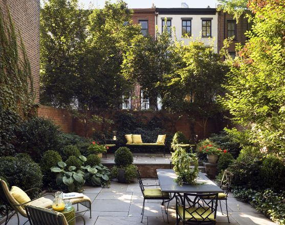 Townhouse in the West Village, renovated by Robert A.M. Stern Architects