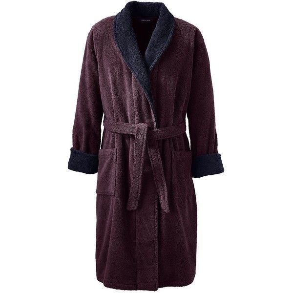 Find the perfect robe for every season when you shop the nice selection of men's bathrobes in a variety of colors and sizes available at Lands' End.