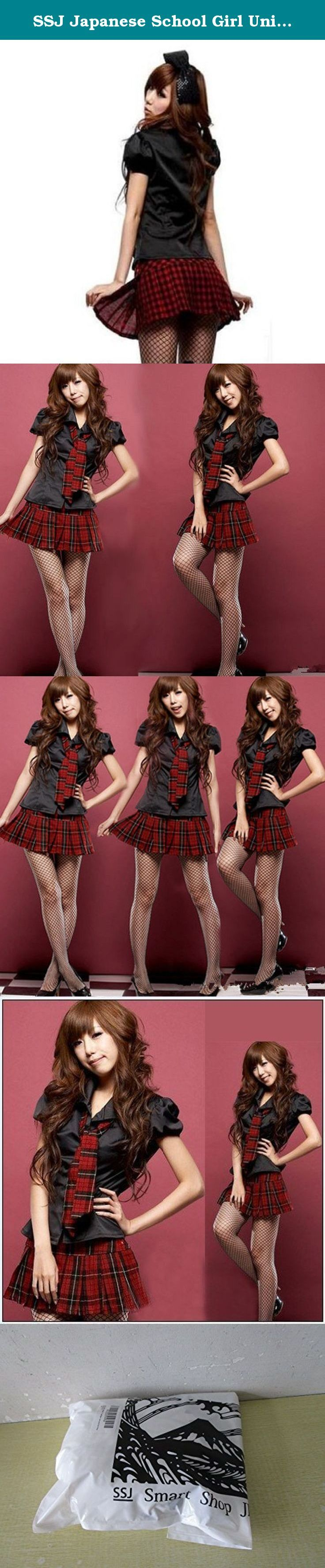 melhores ideias sobre should students wear uniforms no ssj ese school girl uniform black red student clothes tartan check the owner of