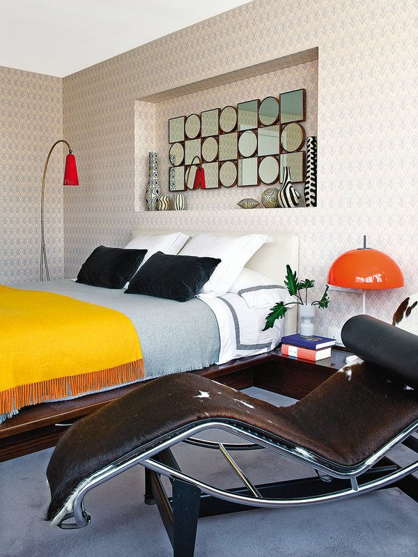 modern vintage bedroom ideas%0A Joven  u     fresh  Bedroom ModernContemporary