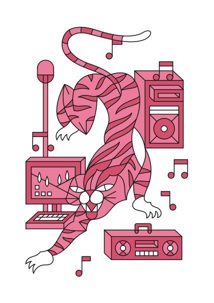 Johnny Cobalto - Tigre http://www.johnnycobalto.it/
