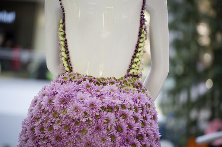 Created by Dushan Flowers for the Tom Lee Music Canada Mannequin
