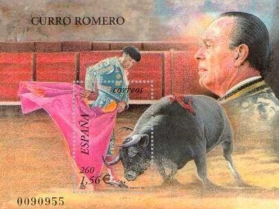 Curro Romero - 2001