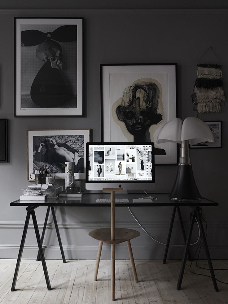 SCANDINAVIAN COLLECTORS - Home of Lotta Agaton (Swedish stylist) in...
