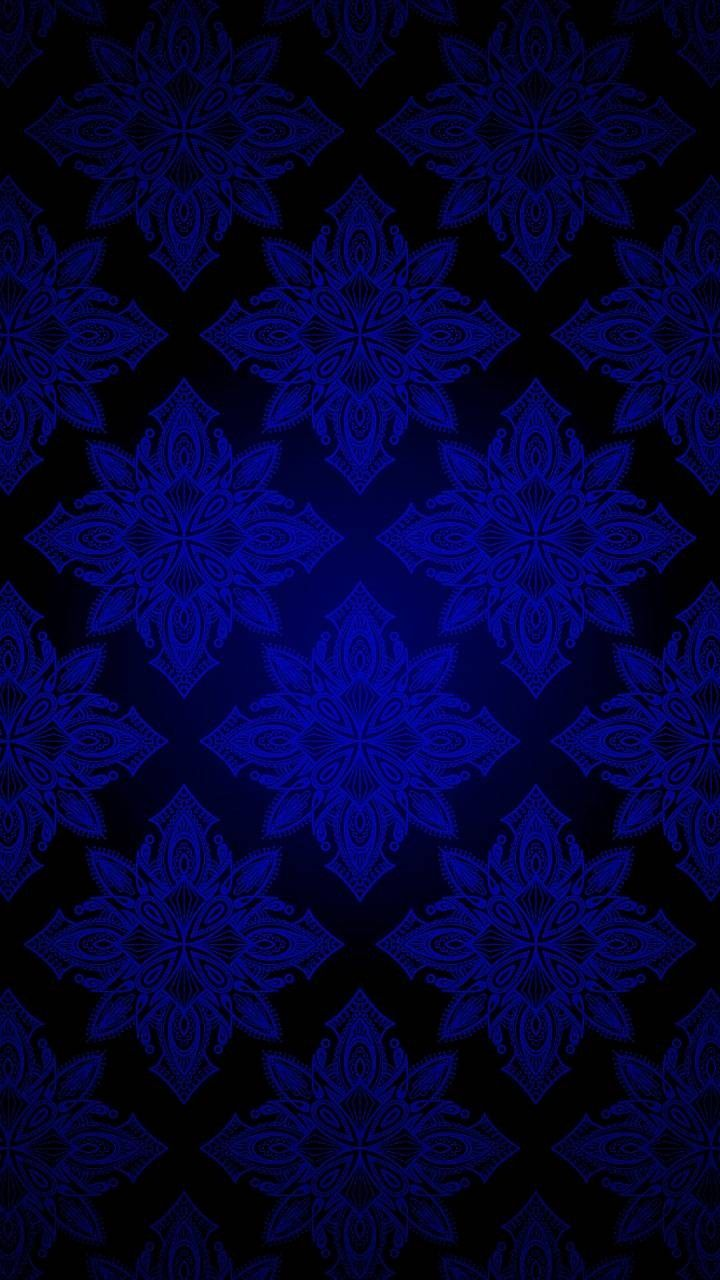 Blue Tapestry Cute Blue Wallpaper Blue Tapestry Royal Blue Background