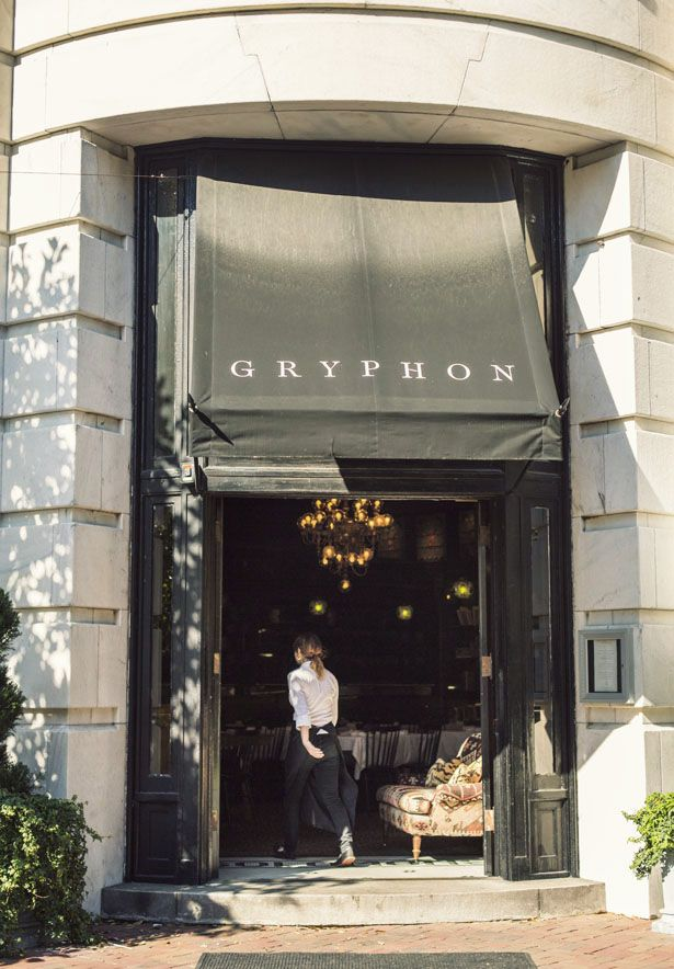 Gryphon Tea Room / a SCAD-owned delight (photo by Jamie Beck)