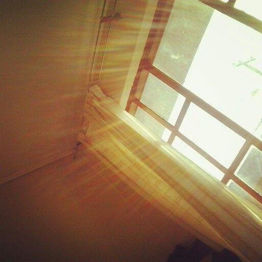 Rayos matinales