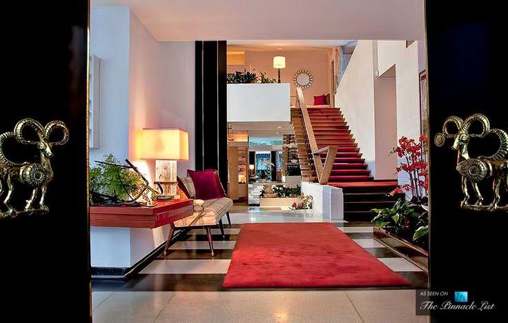 16-Ellen-DeGeneres-Brody-House-Residence-Holmby-Hills-Los-Angeles ...