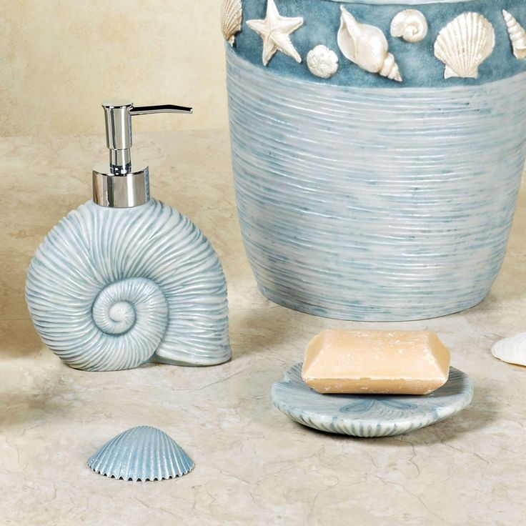 Pin By Nana On Coral Reef Cottage Seashell Bathroom Decor Seashell Bathroom Beach Bathroom Decor