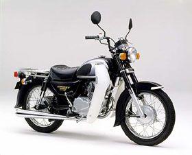 Honda Benly CD125T