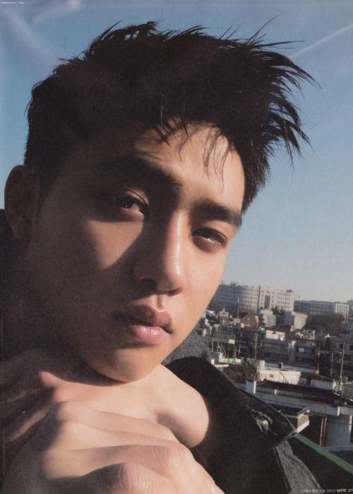 D.O. EXO Photo