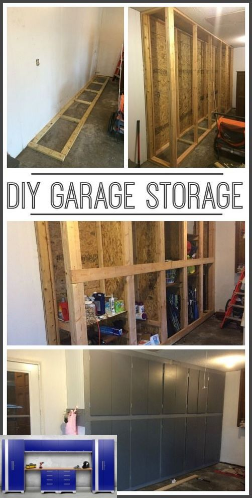 garage shelving particle board and garage storage ideas sports rh pinterest com