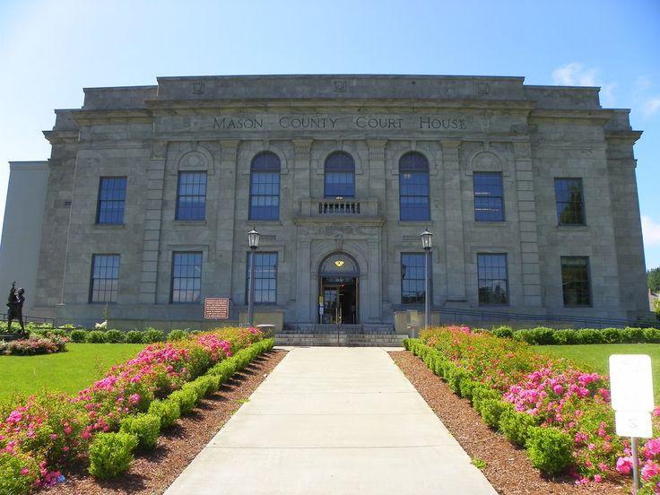 Mason County Courthouse, Shelton WA  #wildsideWA #explorehoodcanal #hoodcanal #OlympicPeninsula #roadtrip #gottagetaway #neverstopexploring #northwestisbest #upperleftusa