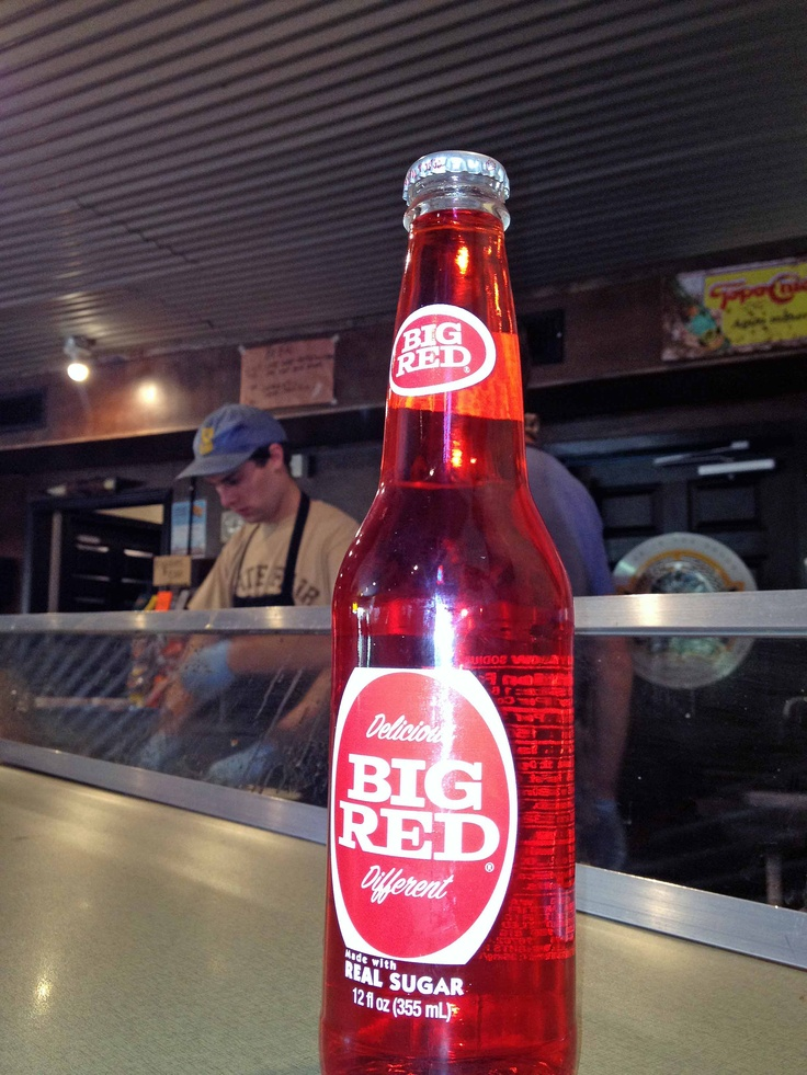 Yes! They're getting Big Red's BBQ ready in the line