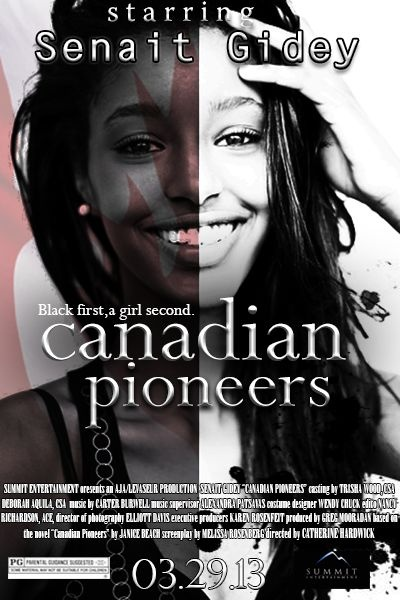 Canadian Pioneers - Poster