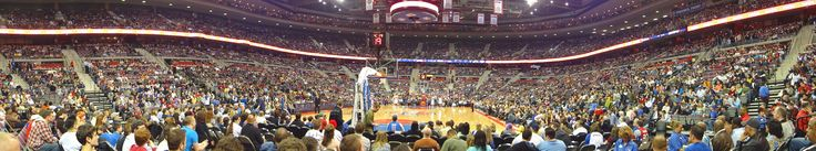 Detroit Pistons - The Palace - Panorama