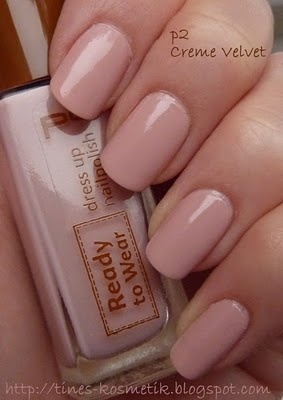 Tines Kosmetikblog: p2 Ready to wear LE: Nagellack und Lipgloss