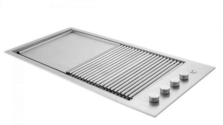Electrolux 900mm Integrated BBQ - BBQs - Outdoor Living - Furniture, Outdoor & BBQs | Harvey Norman Australia