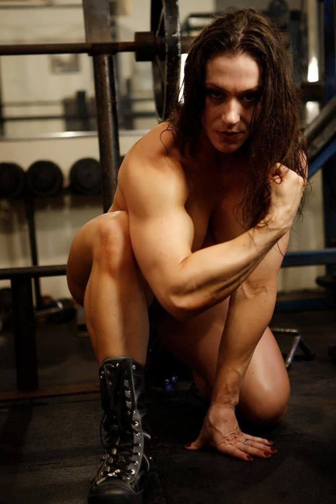 from Jayden woman body builder pussy
