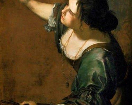 Dönemin Algısını yıkan Güçlü Bir kadın, Artemisia Gentileschi