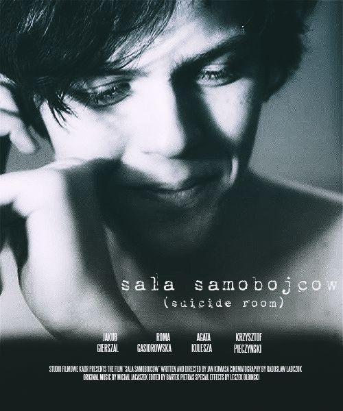 Sala samobójców (Suicide room). Amazing movie!