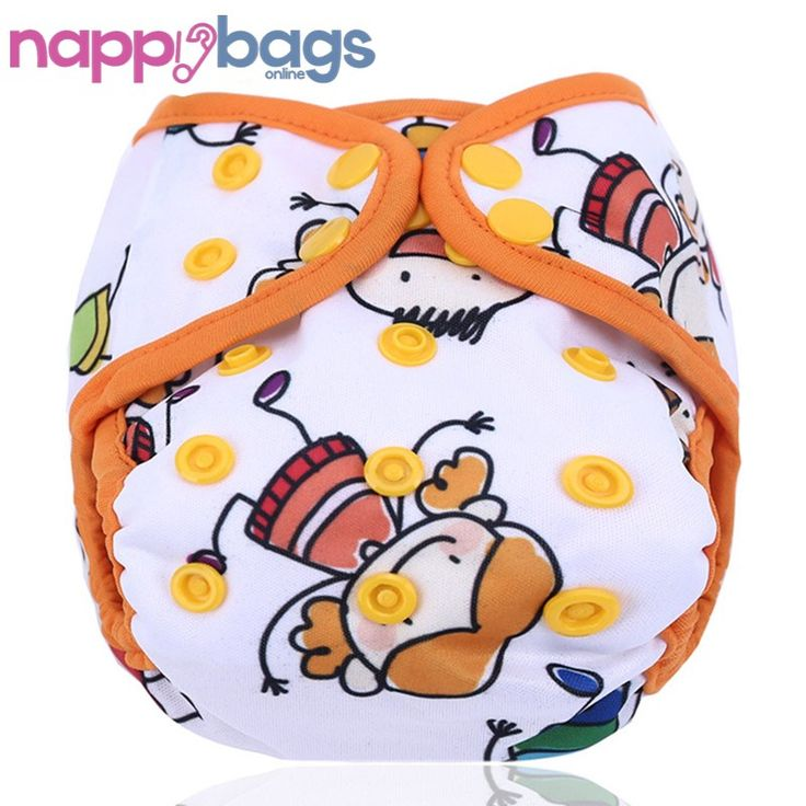 Cute Characters Reusable Cotton Cloth Nappy Collection //Price: $15.07 & FREE Shipping //     #parenting