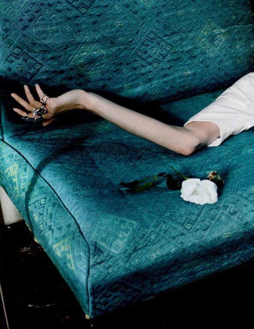 Stella Tennant by Emma Summerton for W Magazine | May 2012