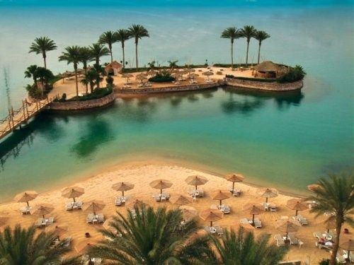 Luxury Marriott Beach Resort Hurghada in Egypt has several fortable and air conditioned rooms