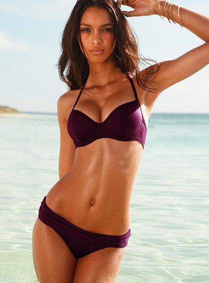 My new Victoria's Secret bathingsuit! Should arrive mid-April but I can't wait!!!!: