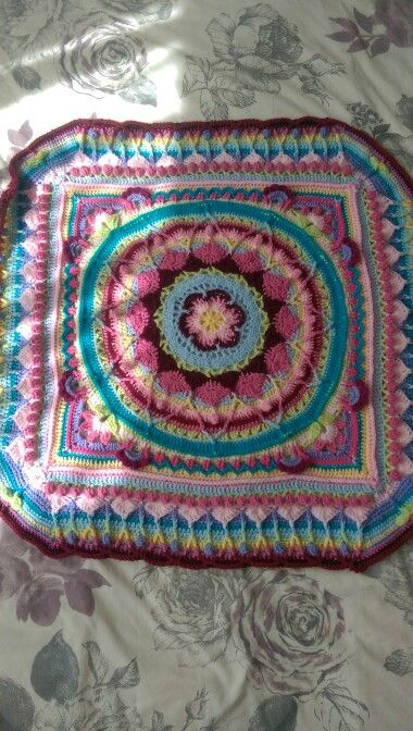 Sophie's Universe using Woolcraft New Fashion DK