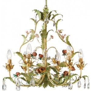 Lampadari lucienne monique illuminazione e complementi di for Illuminazione d arredo