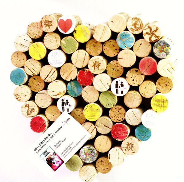 Save corks from wedding