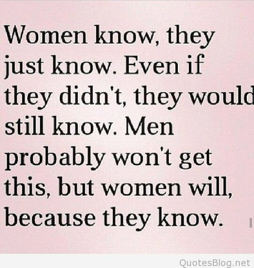 Funny quote about women