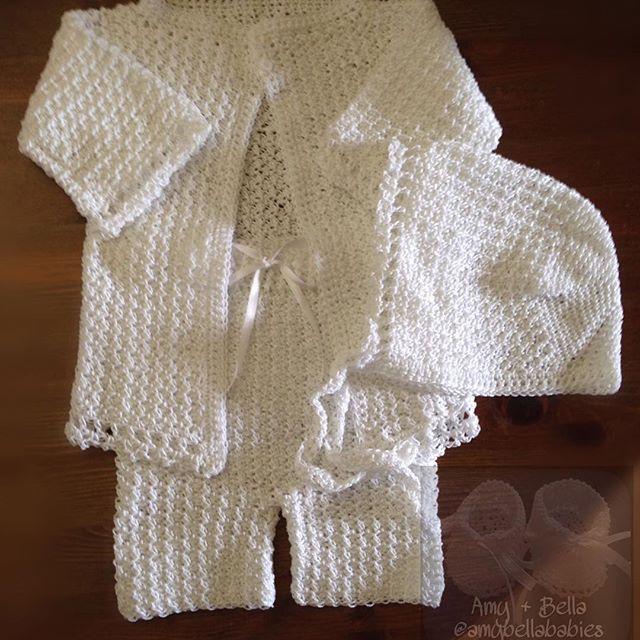 Christening Cardigan, Shorts and Bonnet Set / Set de Abrigo, Pantalón Corto y Bonnet Para Bautizo @amybellababies #amybellababies #crochet #crocheted #crocheting #crocheter #crochetlove #crochetlover #crochetaddict #crochetaddicted #crochetaddiction #crochetart #crochetartist #crochetersofinstagram #handmade #handcrafted #handcraft #etsy #etsybaby #pinterest #babyetsy #baby #christening #twitter #facebook