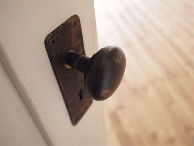 アンティーク/ドアノブ/扉/インテリア/注文住宅/施工例/ジャストの家/ handle/knob/doorknob/design/interior/house/homedecor