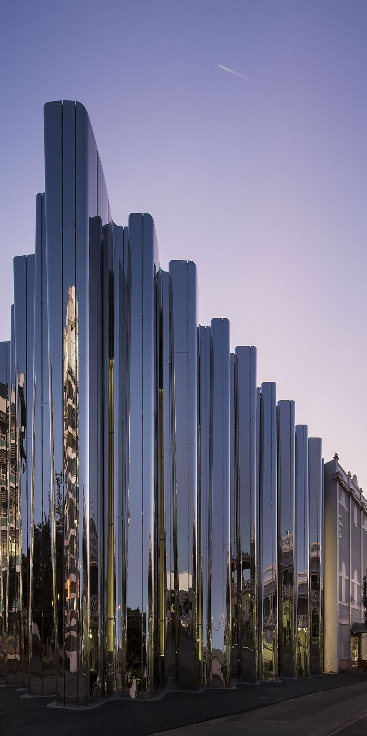 Len Lye Centre - New Zealand Opens Its First Contemporary Art Museum in New Plymouth