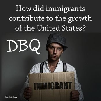 immigration dbq What is a document-based question dbq 12: the nativist response to immigration 2006 walch publishing document-based assessment for us.