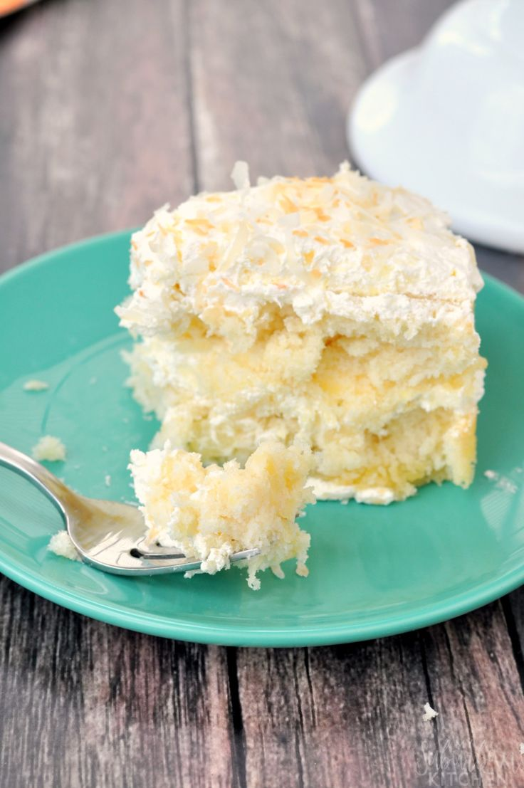 Coconut Cake Recipe | Cooking Channel