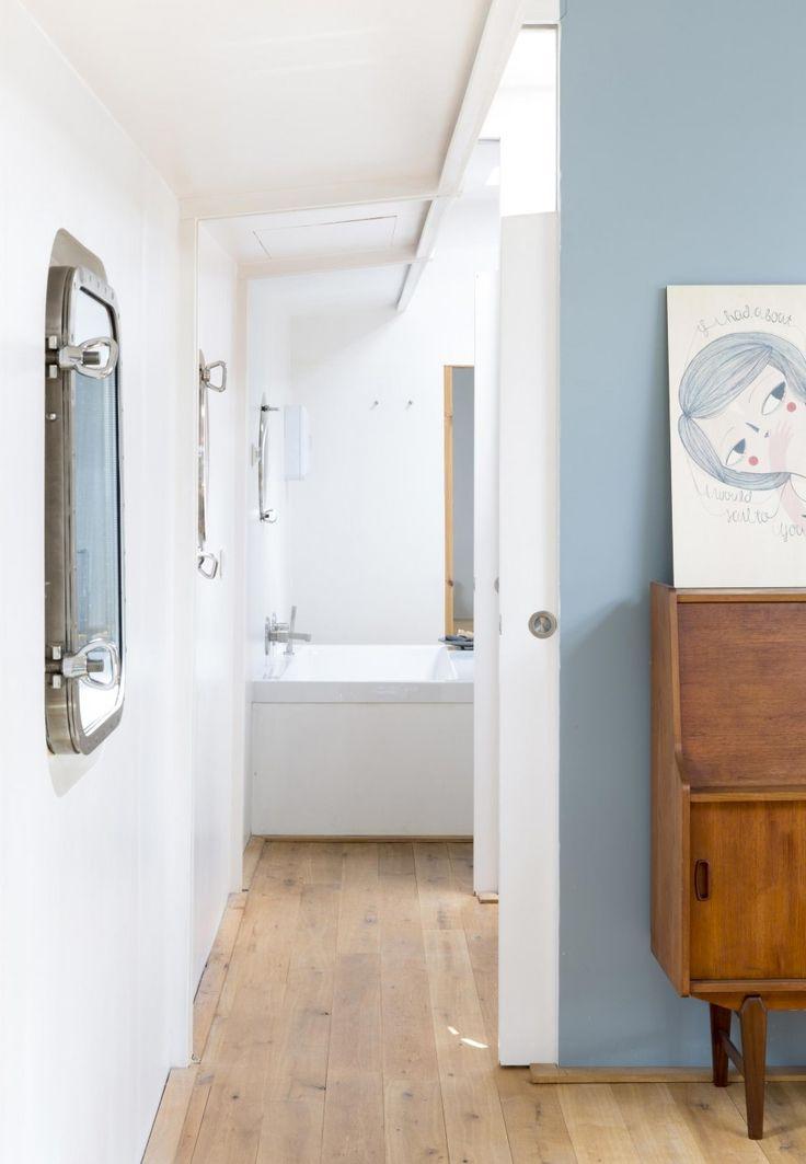 25 beste idee n over hal badkamer op pinterest badkuip verbouwen badkuip makeover en kleine - Deco hal originele badkamer ...
